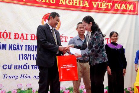Pho Thu tuong Vuong Dinh Hue du ngay hoi dai doan ket tai Cua Lo - Anh 4