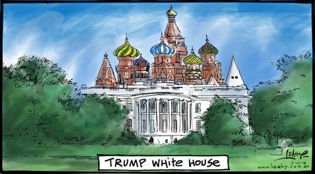 Thien than Trump cat canh trong tranh biem hoa - Anh 10