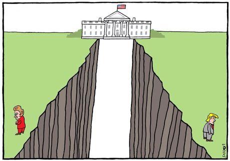 Thien than Trump cat canh trong tranh biem hoa - Anh 6