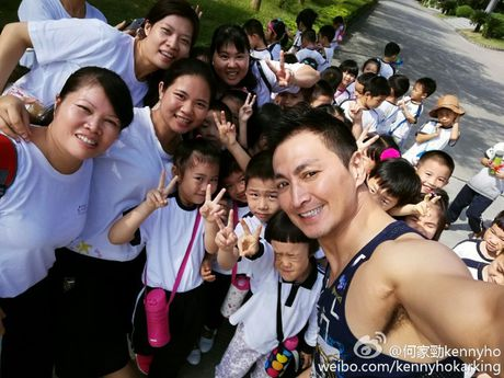 'Trien Chieu' Ha Gia Kinh: Tuoi U60 giau co, khong gia dinh - Anh 3