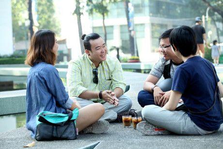 Den Sai Gon dung quen thuong thuc ca phe sua da - Anh 3