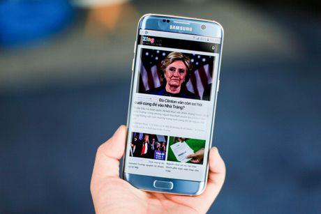 Dap hop Samsung Galaxy S7 edge xanh san ho gia 18,5 trieu - Anh 14