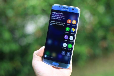 Dap hop Samsung Galaxy S7 edge xanh san ho gia 18,5 trieu - Anh 3