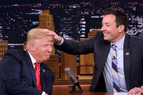Mot ngay cua Donald Trump truoc khi dac cu tong thong - Anh 1