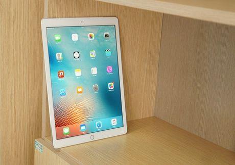 iPad moi se co ban 10,9 inch khong vien - Anh 1