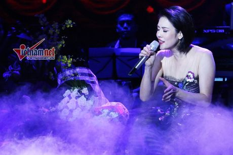 Thu Phuong thao giay lung lieng, roi trach... Quang Linh - Anh 6
