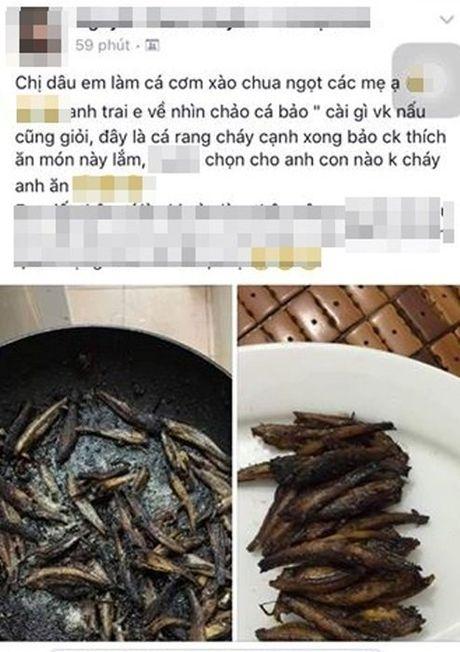 Mon an 'ba dao' cua dau tre khien nha chong 'khoc thet' - Anh 3
