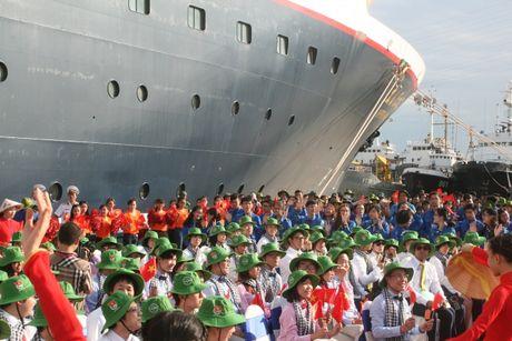 Don hon 320 thanh nien tu 10 nuoc ASEAN va Nhat Ban - Anh 8