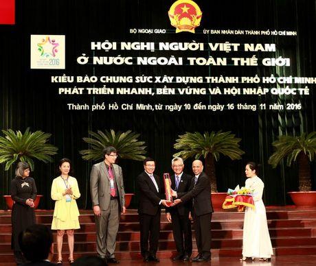 Gan 700 Viet kieu gop y kien xay dung TP.HCM - Anh 2