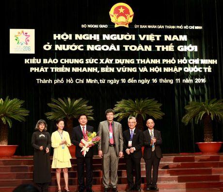Gan 700 Viet kieu gop y kien xay dung TP.HCM - Anh 3