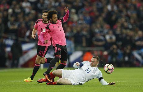 Anh 3-0 Scotland: Ba cai lac dau giup Tam su xay chac ngoi dau - Anh 5