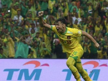 Hau ve 1 trieu USD chinh phuc AFF Cup cung Malaysia - Anh 1