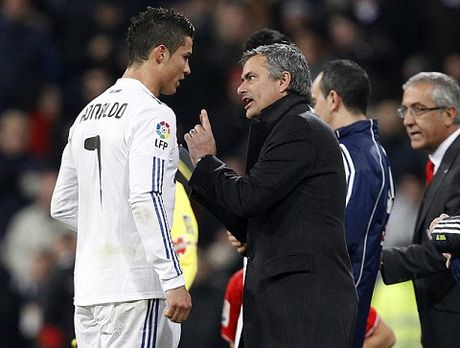 Tu Ronaldo, Balotelli den Casillas: Mourinho co ca lich su ve gay chien voi hoc tro - Anh 7