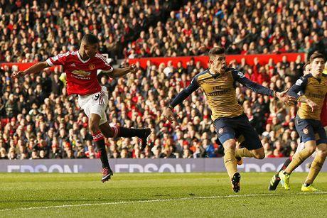Man United se ra san voi doi hinh nao truoc Arsenal? - Anh 1