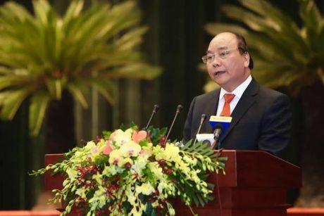 Thu tuong Nguyen Xuan Phuc: 'Du o xa To quoc nhung huyet thong dan toc khong ngung chay' - Anh 2