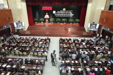 Khai mac Hoi nghi nguoi Viet Nam o nuoc ngoai toan the gioi: Kieu bao la cau noi cua Viet Nam va the gioi - Anh 5