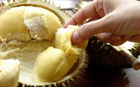 Sau rieng Malaysia gia tien trieu van hut khach hang Viet - Anh 3
