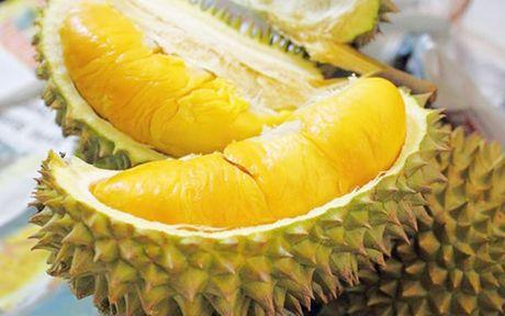 Sau rieng Malaysia gia tien trieu van hut khach hang Viet - Anh 4