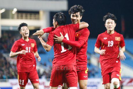 Doi tuyen loai nhieu cuu binh, Huu Thang uu tien suc tre tai AFF Cup - Anh 1