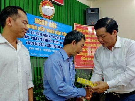 Chung tay xay dung Thanh pho Ho Chi Minh co chat luong song tot - Anh 1
