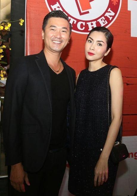 Tang Thanh Ha bau lan hai da duoc 6 thang - Anh 2