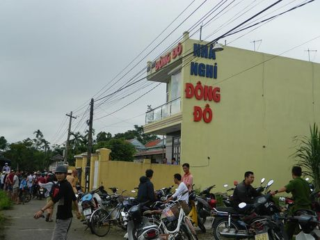 Hung thu dam chet bac si o Quang Nam la anh ruot nan nhan - Anh 1