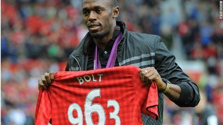 Bo qua Man Utd, Bolt bat ngo lua chon Dortmund - Anh 1