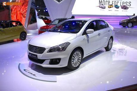 Gia chi 588 trieu dong - Suzuki Ciaz van 'e' nhat Viet Nam - Anh 1