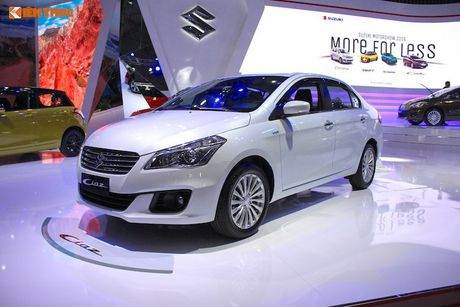 Gia chi 588 trieu dong - Suzuki Ciaz van 'e' nhat Viet Nam - Anh 9