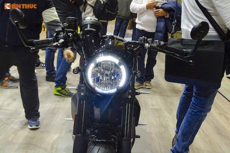 Ducati Scrambler Cafe Racer 'chot gia' 260 trieu tai Anh - Anh 2