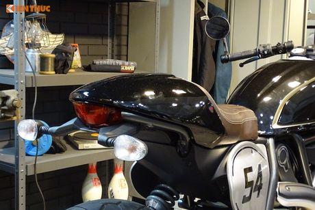 Ducati Scrambler Cafe Racer 'chot gia' 260 trieu tai Anh - Anh 9