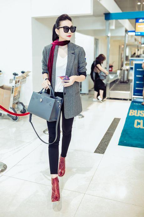 Ngam street style cua sao Viet nhung ngay dau dong - Anh 3