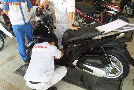 Honda SH 2017 'thet gia' 105 trieu dong tai Ha Noi - Anh 2