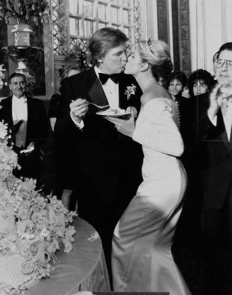 Ba dam cuoi xa hoa cua Tong thong Donald Trump - Anh 5