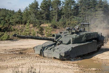 'Dap chan' cho tang Challenger 2, nguoi Anh khiep via T-14 Armata? - Anh 14