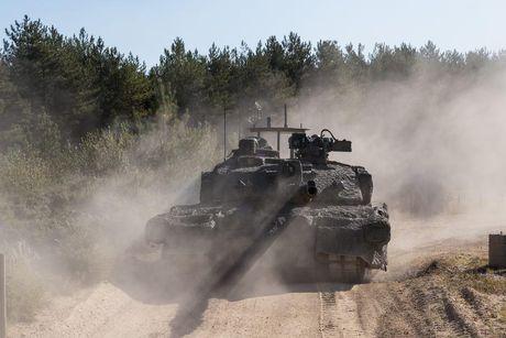 'Dap chan' cho tang Challenger 2, nguoi Anh khiep via T-14 Armata? - Anh 6