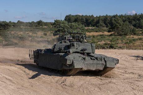 'Dap chan' cho tang Challenger 2, nguoi Anh khiep via T-14 Armata? - Anh 7