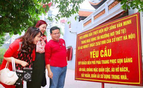 Bai dau: Loi ung xu, hanh vi lech chuan - Anh 1