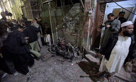 No bom gay thuong vong lon o Pakistan - Anh 1