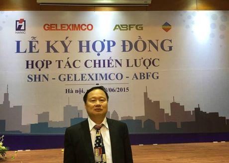 Chu tich SHN: 'Len san' la mot cach quang ba doanh nghiep hieu qua - Anh 1