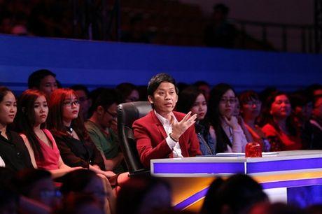 Truong Giang ven ao lau nuoc mat Viet Trinh, Tran Thanh bi thay Trung Dan 'hanh' toi ta - Anh 1