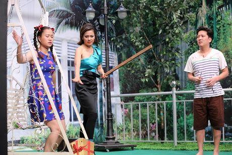 Truong Giang ven ao lau nuoc mat Viet Trinh, Tran Thanh bi thay Trung Dan 'hanh' toi ta - Anh 2