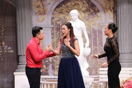 Truong Giang ven ao lau nuoc mat Viet Trinh, Tran Thanh bi thay Trung Dan 'hanh' toi ta - Anh 9