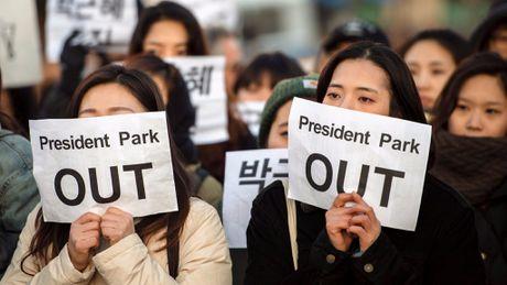 Bo Tu phap Han Quoc se tham van Tong thong Park Geun hye - Anh 2