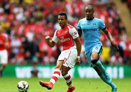 Tin HOT bong da trua 13/11: Man City chi dam mua Sanchez - Anh 1
