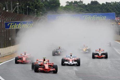 F1, phan hang Brazilian GP: Cho doi mot cuoc chien - Anh 3