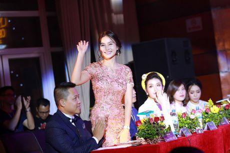 Dien vien, hoa si Luong Giang – Hao hung voi vai tro moi - Anh 3
