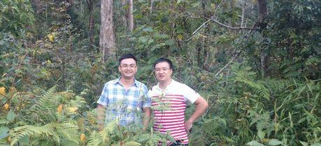 Ong chu CVI va tham vong xuat khau san pham duoc ho tro dieu tri ung thu - Anh 1