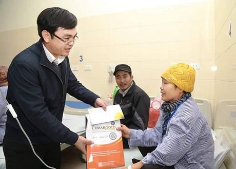 Ong chu CVI va tham vong xuat khau san pham duoc ho tro dieu tri ung thu - Anh 2