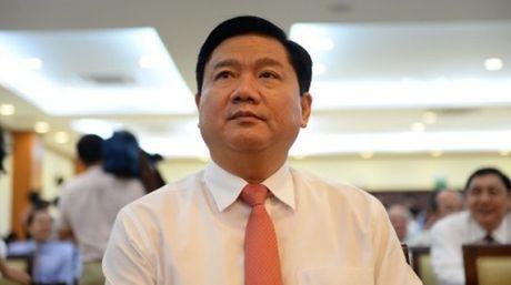 Bi thu Dinh La Thang: Mong co co hoi hoc hoi tu kieu bao ke ca sau hoi nghi - Anh 1